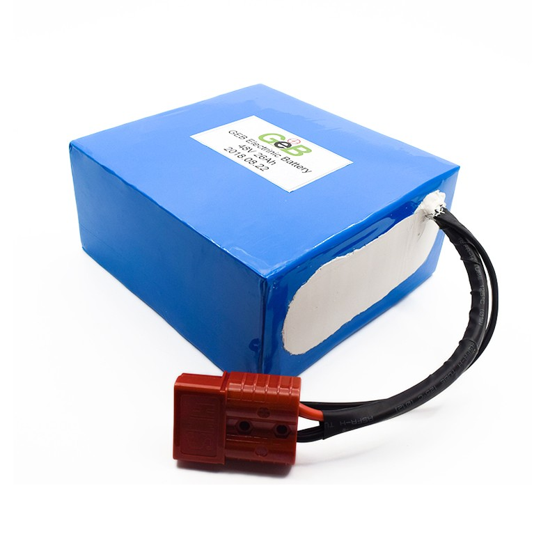 Wholesale rechargeable 48V 26Ah Electric motorcycle battery pack